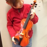 1/8 - 3/4  Size Violins- Comes with Case and Bow