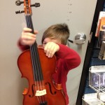 Full Size Viola - Comes with Case and Bow