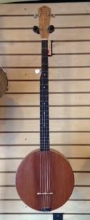 Wood Top Banjo - Locally Made