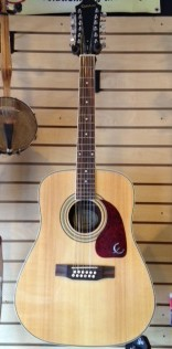 12 String Epiphone - SOLD Guitar