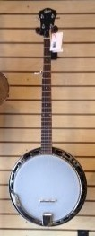 Rover Resonator Bluegrass Banjo