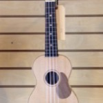 Blackbird Ukulele - Soprano Ukulele Walnut and Spruce - Locally Made