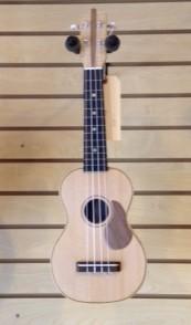 Blackbird Ukulele - Soprano Ukulele Walnut and Spruce - Locally Made