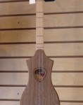 Seagull Strumstick -  4 strings hold like a guitar, play like a dulcimer.  Travel size!