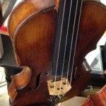 French Mirecourt Violin