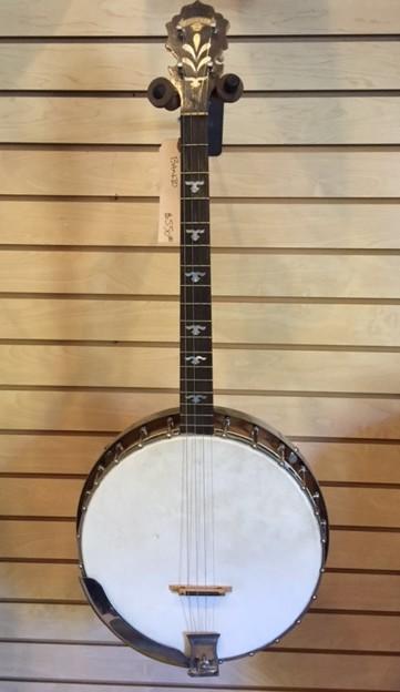 Langstile Tenor Banjo SOLD