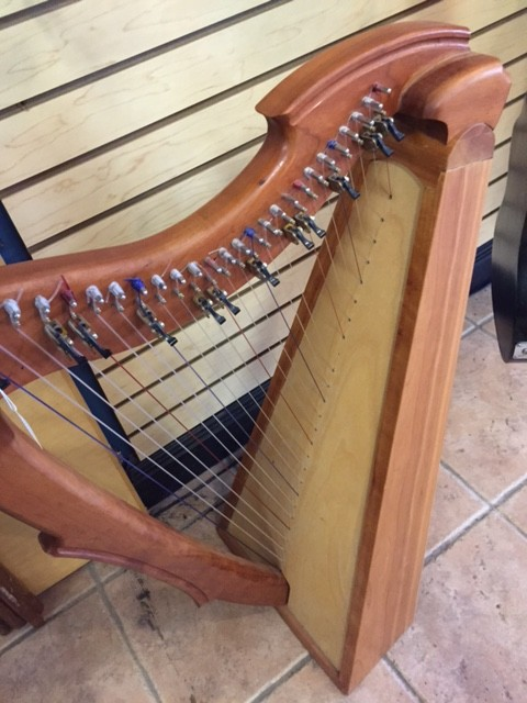 Folk Harp, Children's size