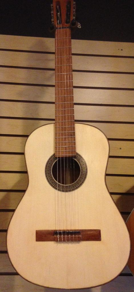 Locally Made Classical Guitar