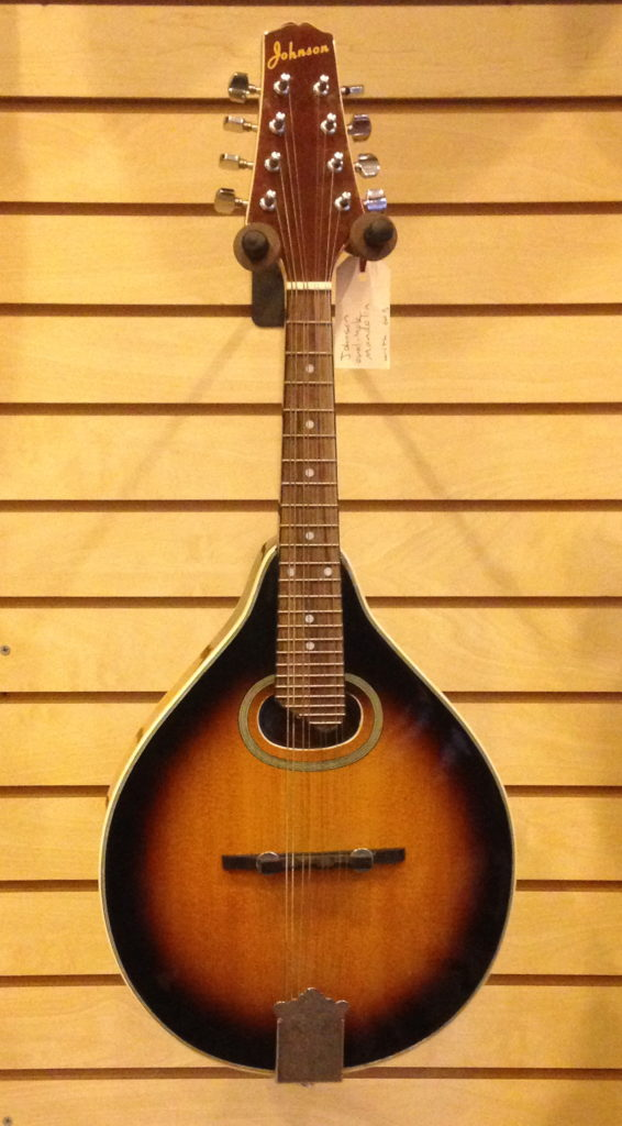 Used Johnson Mandolin