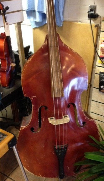 Upright Bass - SOLD