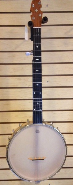 "Ouren Banjo Maple with 12"" pot- Locally Made"