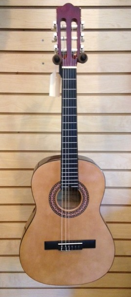 Lucinda Classical 3/4 size and 1/2 size guitars