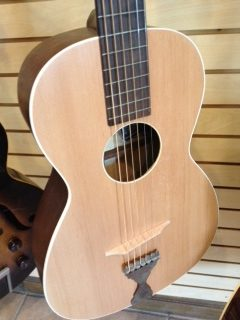Retopped Airline Parlor Guitar - $400