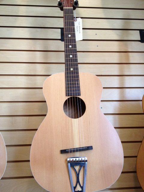 Retopped Supertone Parlor Guitar - $475