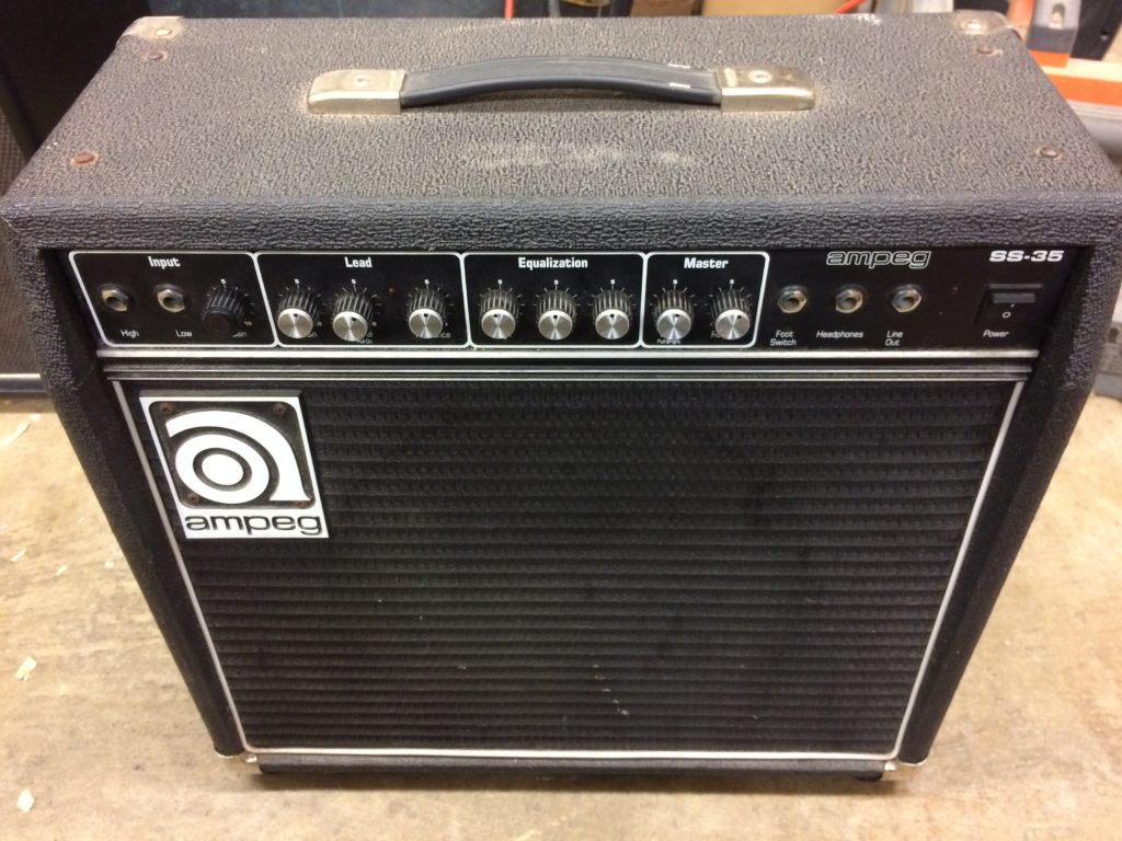 Ampeg SS-35 - $150